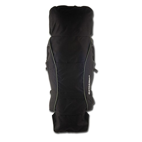 Motoairbag v2.0 C Chaleco Airbag trasero y frontal