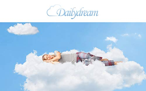 Dailydream Topper ortopédico 90x190