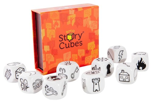 Asmodee Story Cubes Clásico