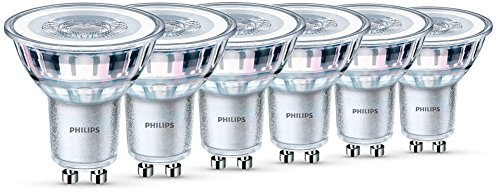 Philips Pack 6 Bombillas Led Gu10