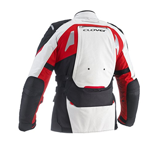 Clover GTS 3 Chaleco con Airbag Moto
