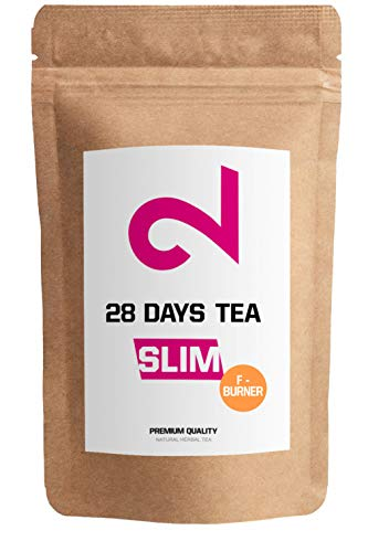 DUAL 28 Days Fat-Burner Tea