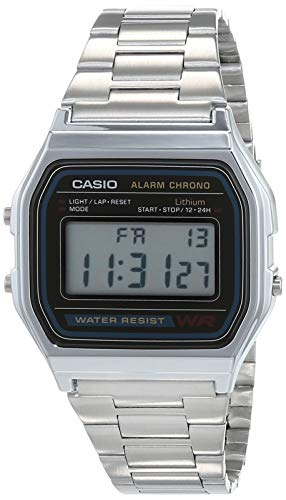Casio A158WA