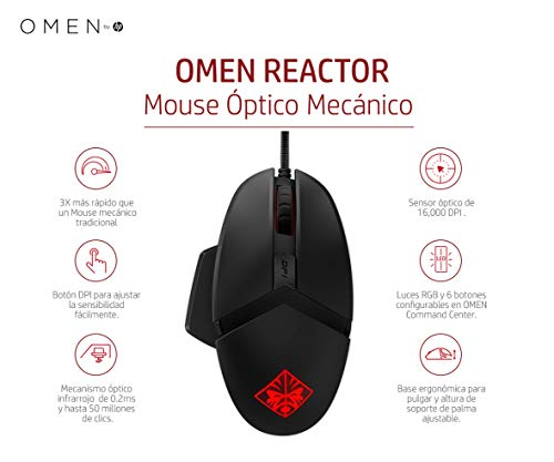 HP Omen Reactor