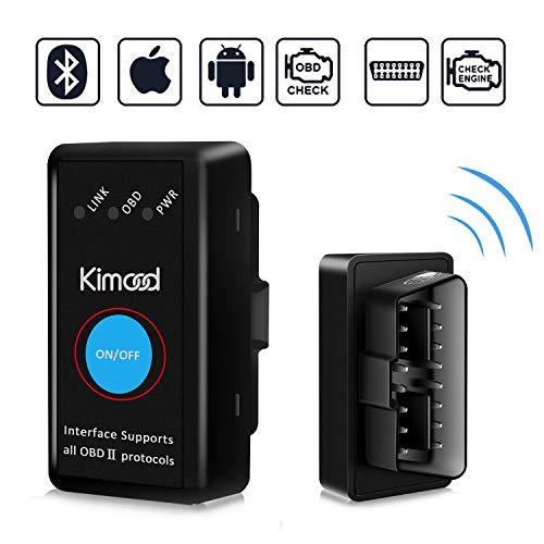 Kimood OBD2 Bluetooth 4.0 2018