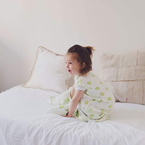 Molis&co. Saco de Dormir para bebé verano 0-6m