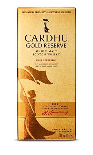 Cardhu Gold Reserve Whisky Escocés