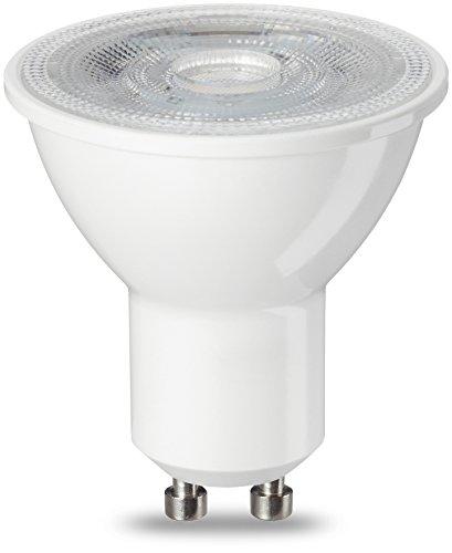 AmazonBasics Bombilla LED Foco GU10