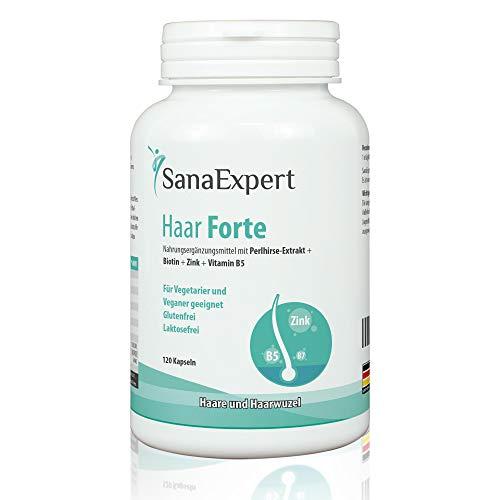 SanaExpert Haar Forte Suplemento Capilar