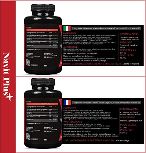 Navit Plus Extreme Fat Burner
