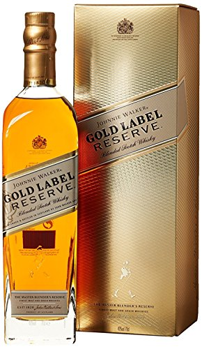 Johnnie Walker Gold Laber Reserve Whisky Escocés