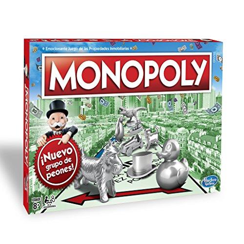 Monopoly Madrid Hasbro C1009105