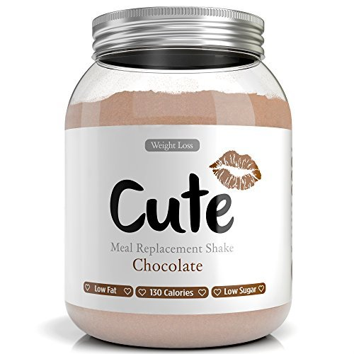 Cute Nutrition Batido Chocolate