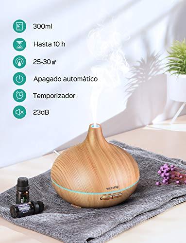 VicTsing 300ml Difusor Aromaterapia