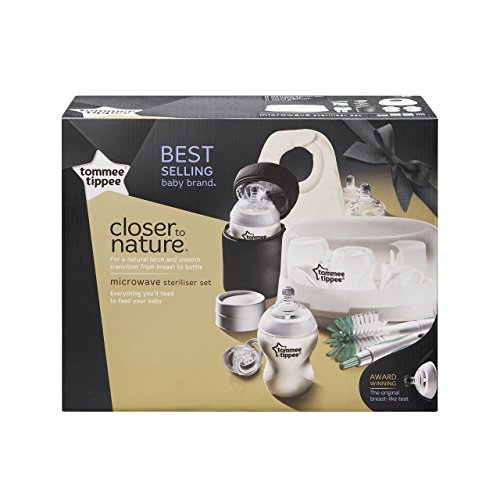 Tommee Tippee Closer to Nature Esterilizador Eléctrico