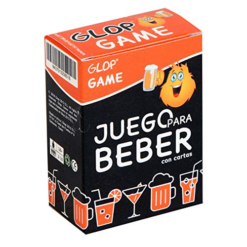 Glop Game Juego para Beber con Cartas