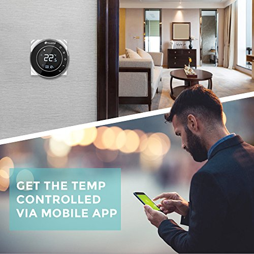 Houzetek Termostato Inteligente Wifi