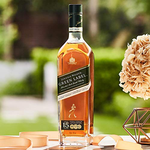 Johnnie Walker Green Label Whisky Escocés