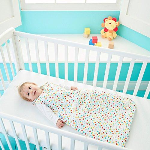 Grobag Pack de 2 Sacos para dormir bebé 6-18m