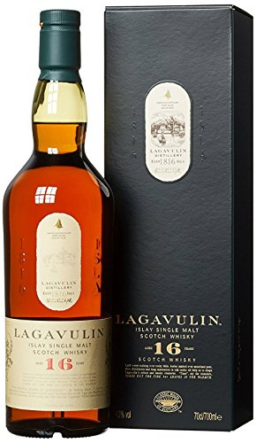 Lagavulin 16 Islay Single Malt