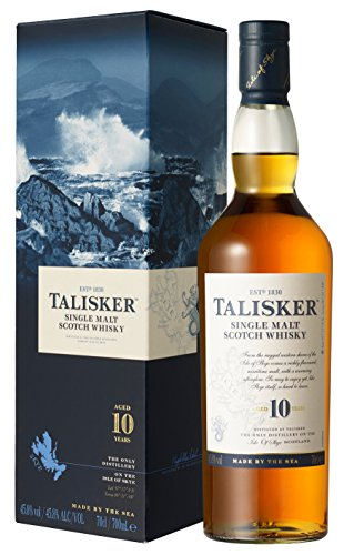 Talisker Single Malt Whisky Escocés