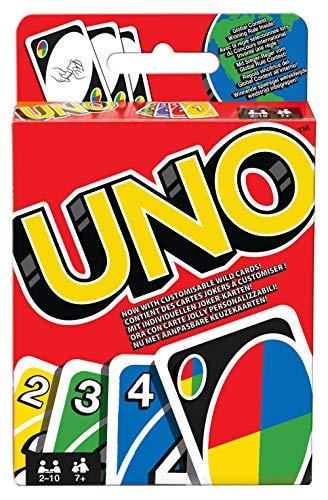 Mattel Games UNO classic W2087