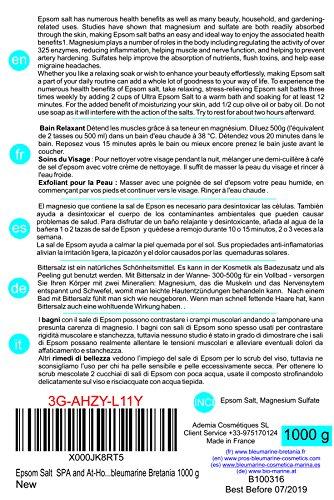 Bleumarine Bretania Sales de Epsom