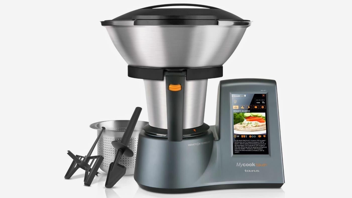 Los Mejores Robots de Cocina